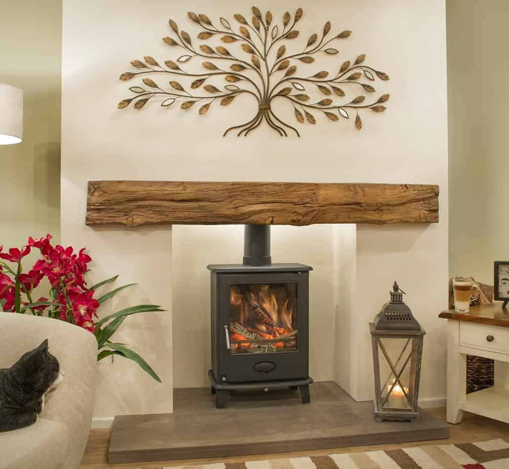 Artisan Dartmoor Beam Artisan Fireplace Design