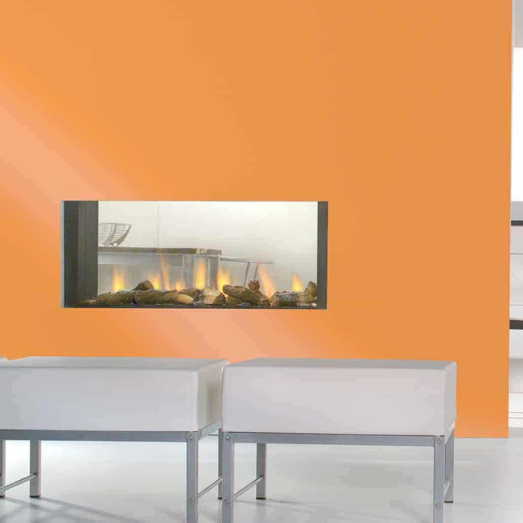 Artisan Glance Frameless Gas Fire Artisan Fireplace Design