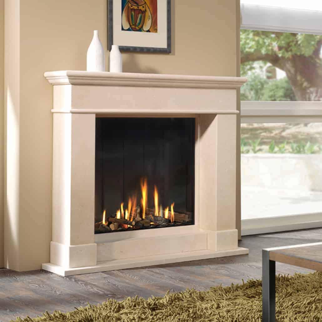 Artisan Optica Glass Fronted Gas Fire Artisan Fireplace Design
