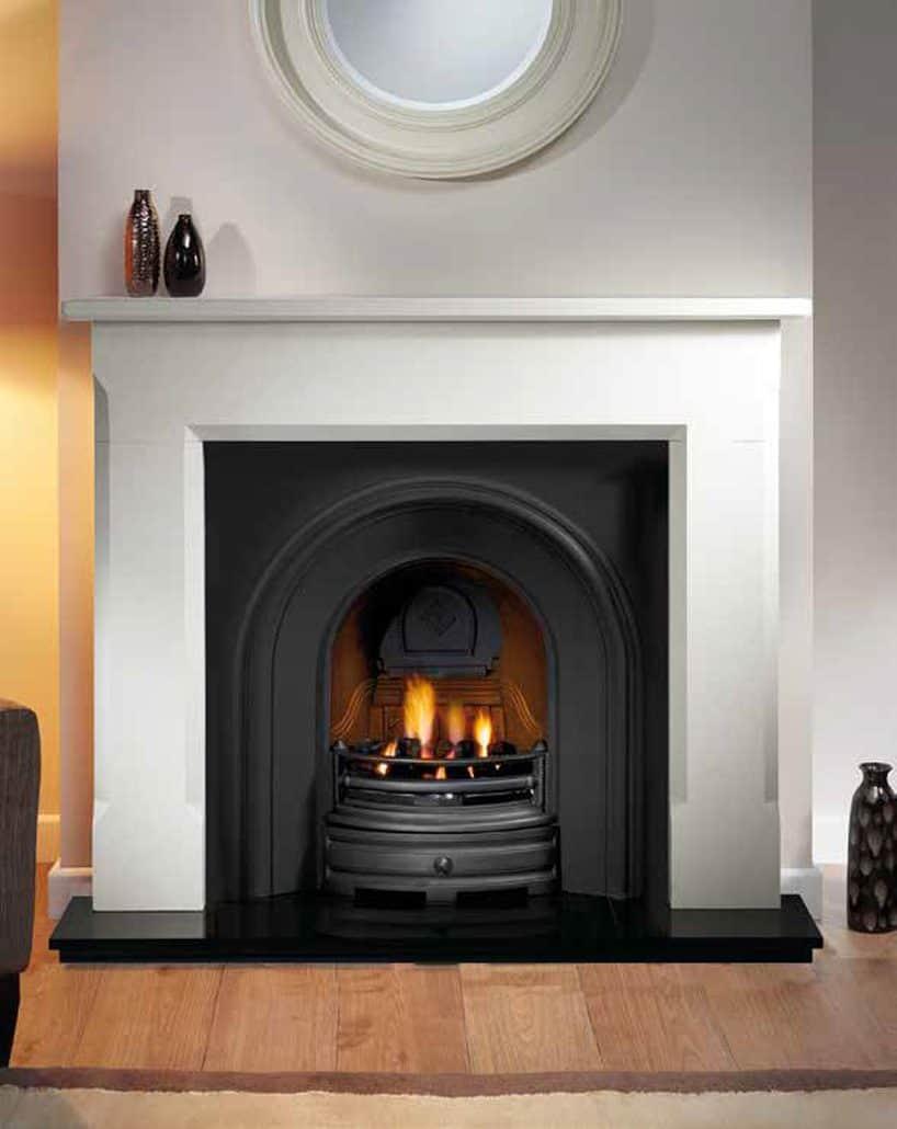 Artisan Lingwood Limestone Fireplace Artisan Fireplace Design