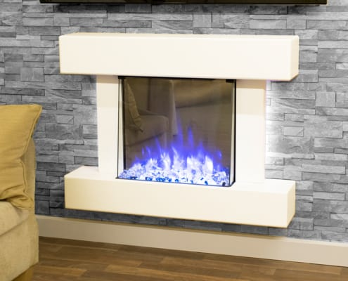 Hang On The Wall Electric Fires Artisan Fireplace Design