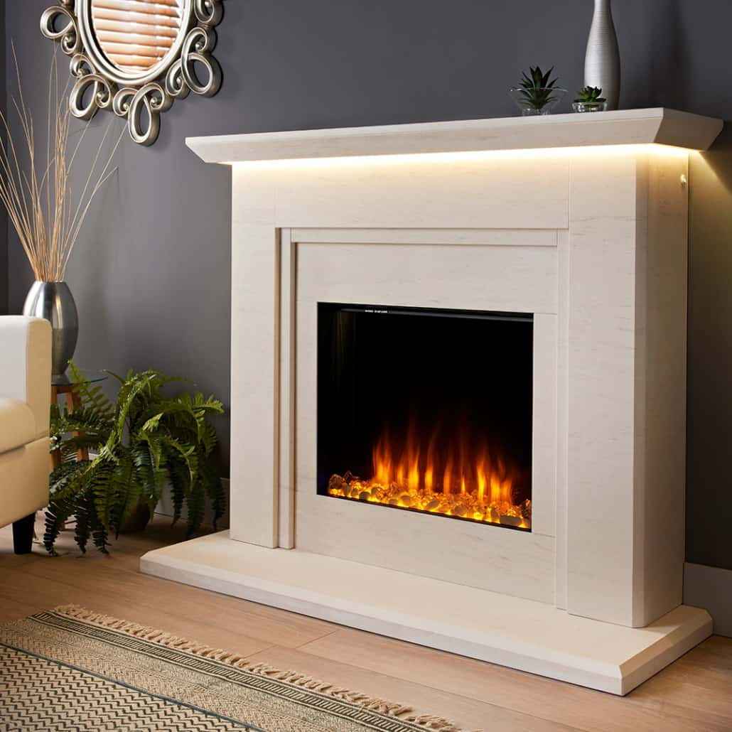 Artisan Sydney Electric Fireplace Suite Artisan Fireplace Design