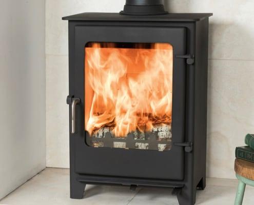 Artisan Cropton Wood Burning Stove